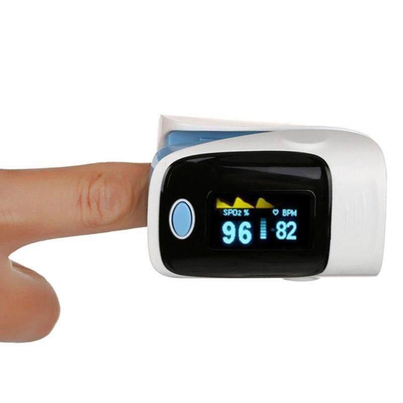 Bán Đầu Ngón Tay Huyết Pulse Oximeter Đồng Hồ OXY SPO2 OLED Độ Bão Hòa Màn Hình bán chạy