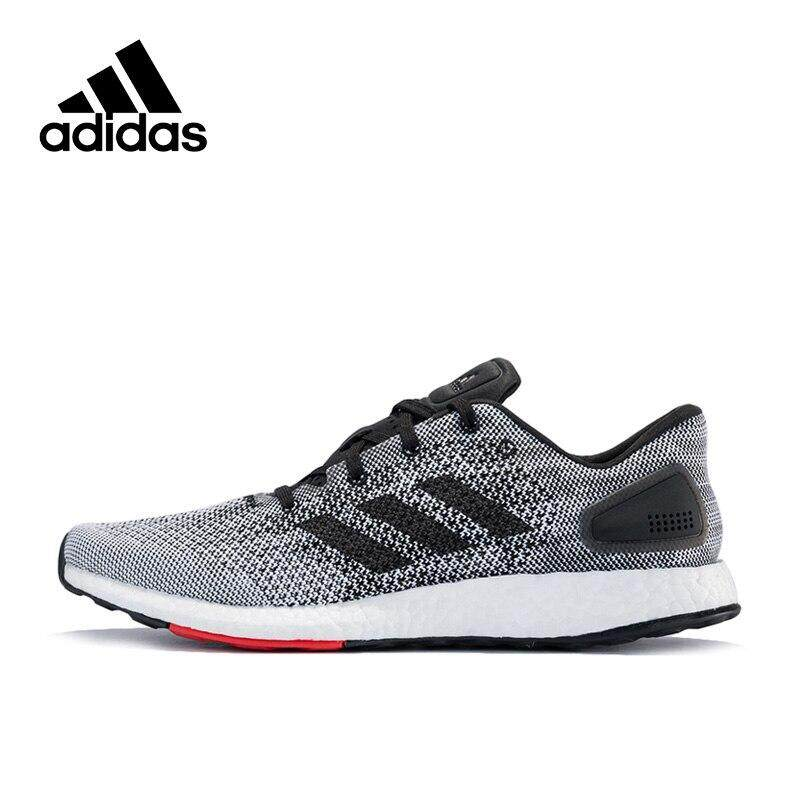 055b9d6df028 Adidas_ Official PureBOOST DPR New Arrival Men's Breathable Running Shoes  Sports Sneakers S80993 EUR Size U