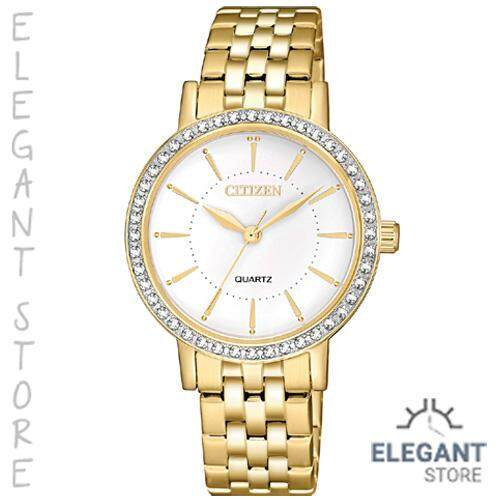 Citizen Women's EL3042-84A Analog Display Quartz Movement Women's Watch
