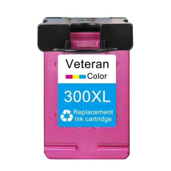 Giá Cựu Chiến Binh Mực Hộp Mực Thay Thế Cho 300 300xl Hp300 Photosmart C4680 C4683 C4685 C4688 C4780 C4798 Envy D410a D410b D411a(300XL Màu Đen)