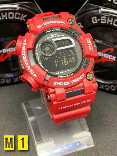 Frogman G Style Shock Viral Model Malaysia