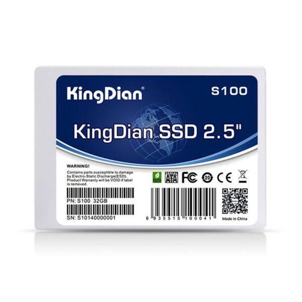 Bảng giá EL Kingdian Nhựa 2.5  Nội Bộ Ổ Cứng Máy Bàn Đĩa Tốc Độ Cao Ổ Cứng Lưu Trữ Thể Rắn SATA3 Máy Tính SSD Phong Vũ