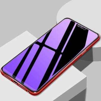 ป้องกัน Blue Ray กระจกนิรภัยสำหรับ Xiaomi 8 Lite MAX 3 2 MIX 3 9 H 2.5D ปกป้องหน้าจอสำหรับ Xiaomi MAX3 MAX2 MIX3 ฟิล์มป้องกัน-