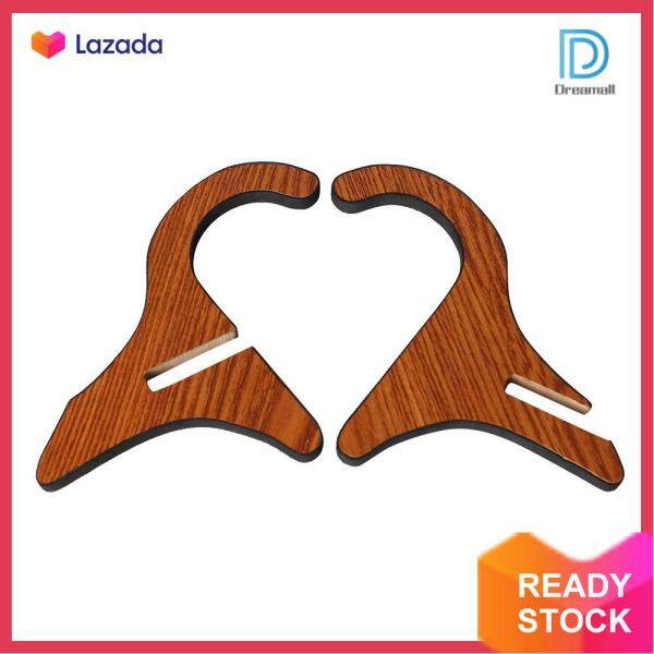 [Dreamall] Portable Wooden Holder Stand Collapsible Stand Rack for Kalimba Thumb Piano Malaysia