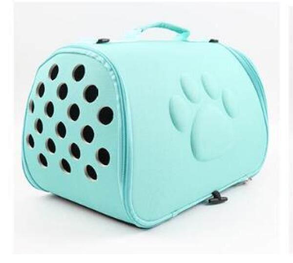 Túi Đựng Vật Nuôi Eva Túi Du Lịch Di Động Ngoài Trời Cún Con Chó Con Mèo Túi Đeo Vai Túi Xách Túi Đựng Vật Nuôi Mềm Có Thể Gập Lại