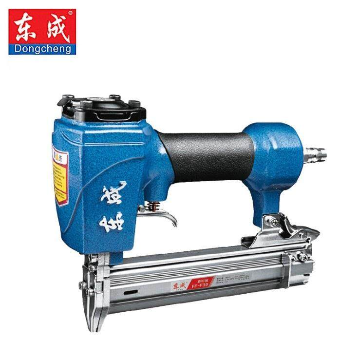 Dongcheng Air Nail Gun FF-F30 Air Brad Nailer For 10-30mm Straight Nail Carpenter