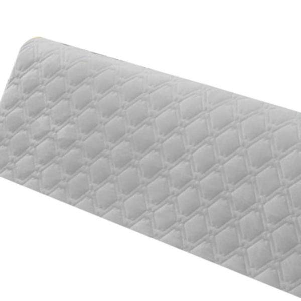Quilted Plain Headboard Slip Cover Bed Head Board Dust Proof Protector