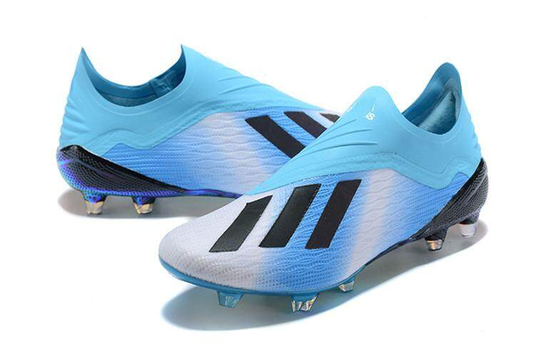 best website c79d4 c02ef Adidas Original X18 (Size:40~45) Global Sales Men s Football Shoes
