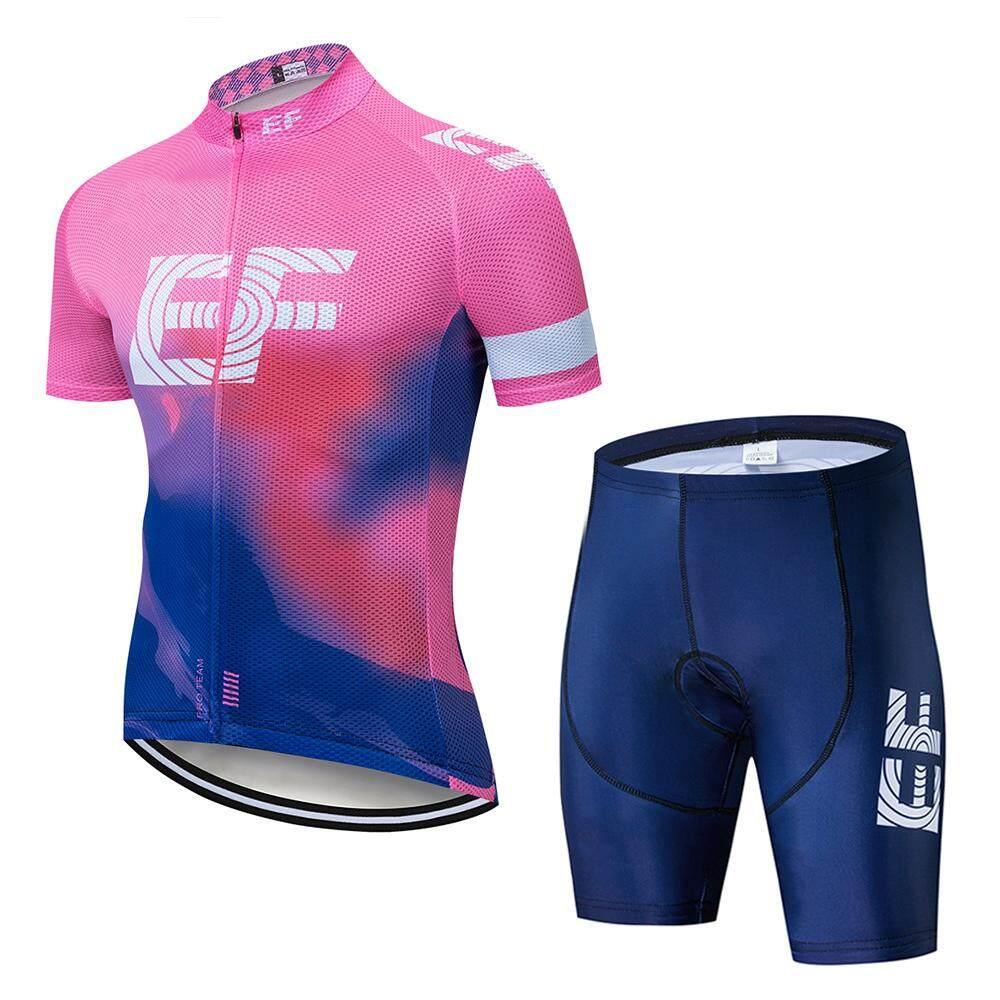 Sports & Entertainment Original Nw Pro Men Short Sleeve Cycling Jersey Bike Clothing Bib Shorts Shirt Set Mtb Bicycle Clothes 2019 Ropa Ciclismo 9d Gel Pad #3 Cycling