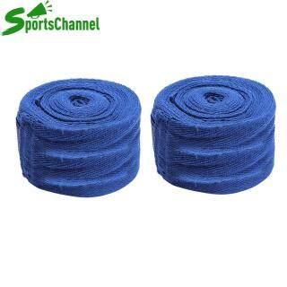 Sportschannel 2 Chiếc Dây Đeo Thể Thao Cotton Thông Dụng Dài 2.5M, Băng Đấm Bốc Bọc Tay thumbnail