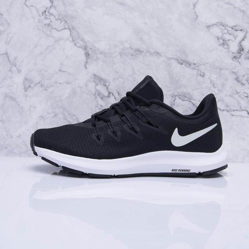 new concept 96a40 7cfbe Nike men s shoes new summer black running shoes lightweight comfortable sports  shoes moon net mesh breathable