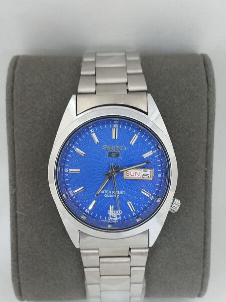 SEIKO_5 Analogue Stainless Steel Watch For men watch Unisex Limited Edition Malaysia