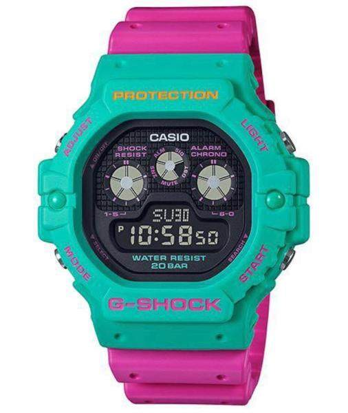 SPECIAL PROMOTION CASI0 G_SHOCK_ FLORA RUBBER STRAP WATCH FOR UNISEX with box Malaysia