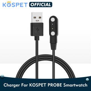 Đồng Hồ Thông Minh KOSPET Probe Chính Hãng USB Sạc Cáp Cho KOSPET Thăm Dò SN80-Y Thể Thao Smartwatch Phụ Kiện Dây Sạc USB thumbnail