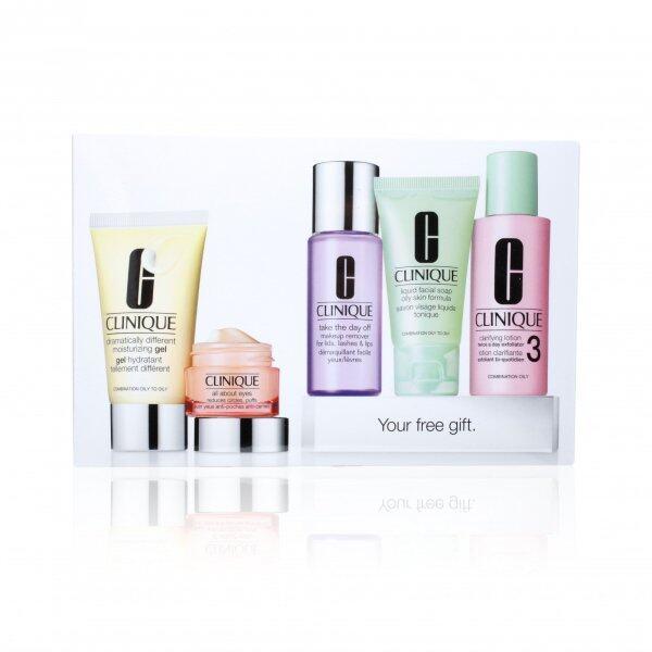 Buy Clinique Daily Essentials Skin Care Set Singapore