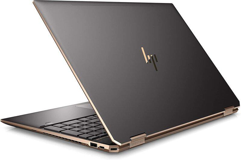 HP - Spectre x360 2-in-1 15.6 4K Ultra HD Touch-Screen Laptop - Intel Core i7 - 16GB Memory - 512GB SSD Malaysia