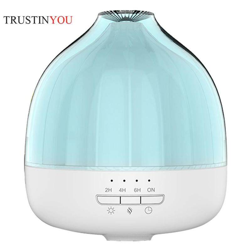 USB Aromatherapy Humidifier Air Dampener Essential Oil Aroma Diffuser Machine Household Singapore