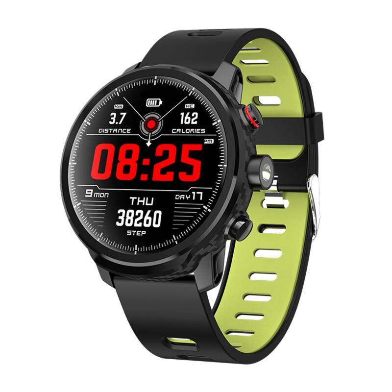 L5 Smart Watch Waterproof MenS Smart Watch Bluetooth Android Bracelet Call Reminder Heart Rate Pedometer Swimming Ip68 Malaysia
