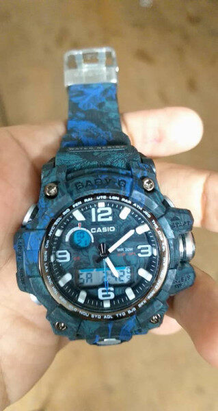 SPECIAL PROMOTION NEW SPORTS_CASIO_BABY_G_DUAL TIME DISPLAY FASHION WATCH FOR WOMEN HIGH DISSCOUNT LIMITED EDITION Malaysia