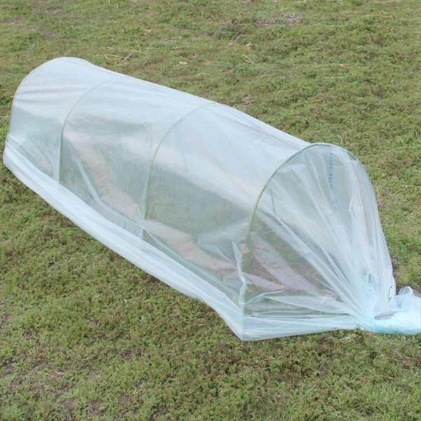Perfk Greenhouse Plastic Film Clear Polyethylene Cover UV Resistant