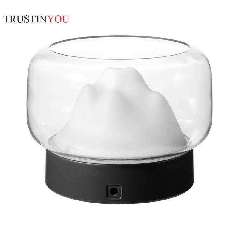 400ml Ultrasonic USB Home Ultrasonic Air Humidifier Aroma Essential Oil Diffuser Singapore