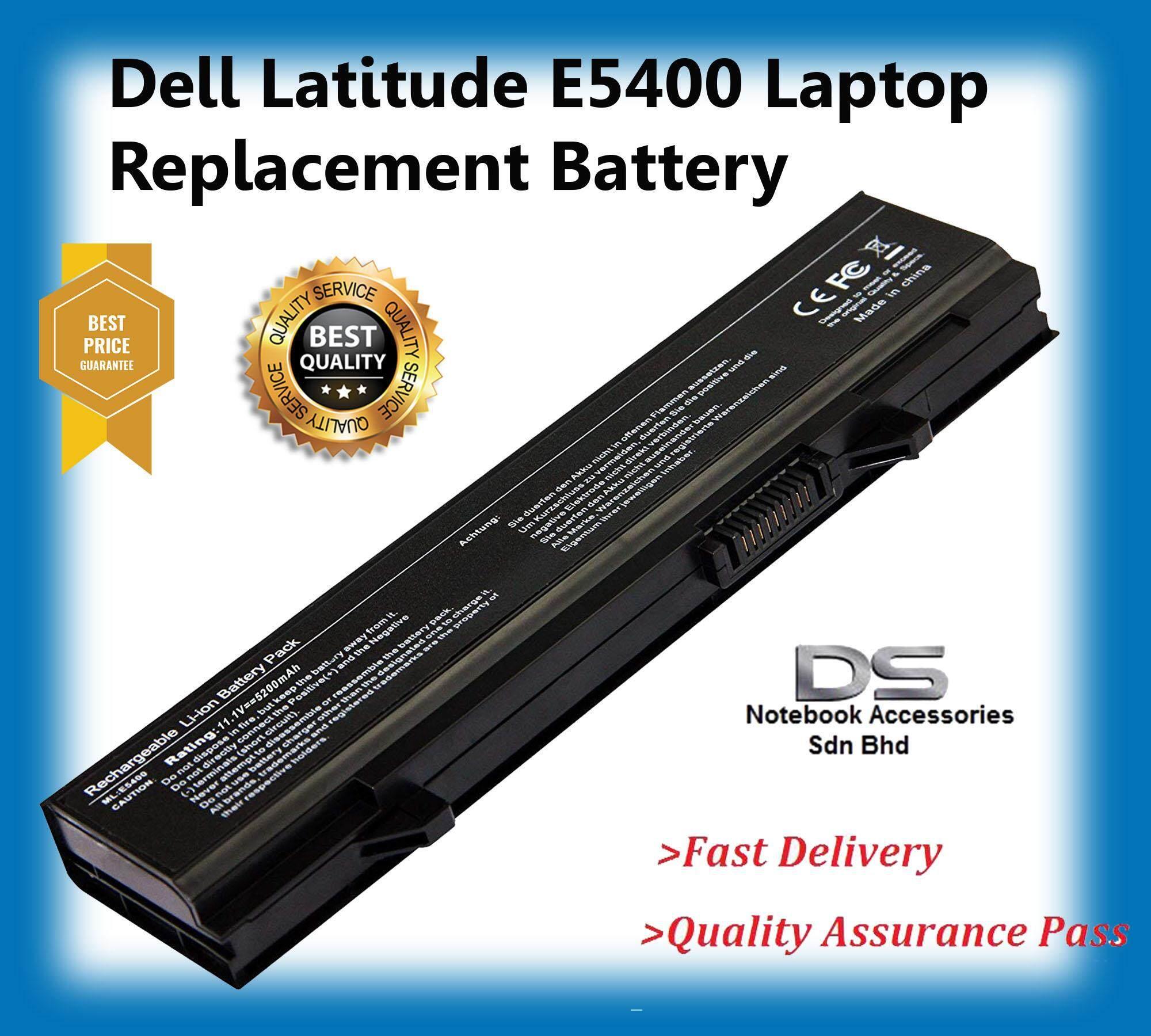 Replacemet Battery For Dell Latitude E5400 E5410 E5500 E5510 E5550 Malaysia