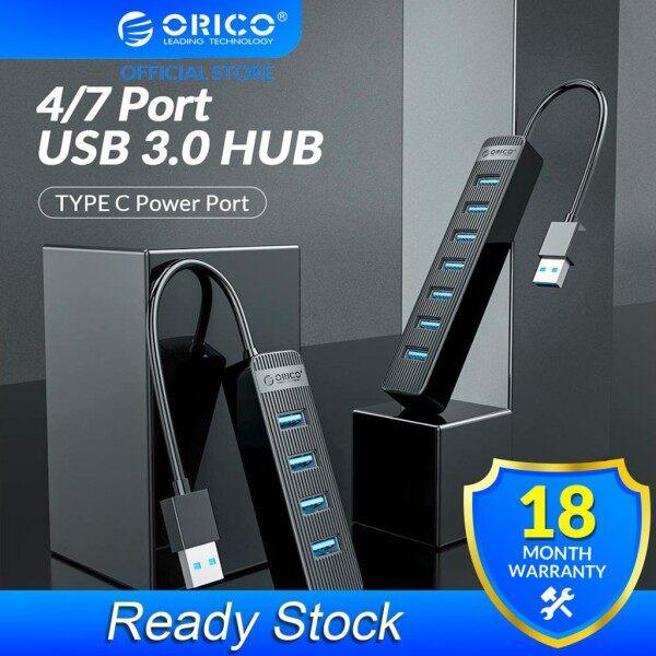 Bảng giá ORICO USB 3.0 HUB, Có Cổng Cấp Nguồn Loại C Bộ Chia USB3.0 Cổng 4/7 Bộ Chuyển Đổi OTG Cho Phụ Kiện Máy Tính PC ( TWU3 ) Phong Vũ