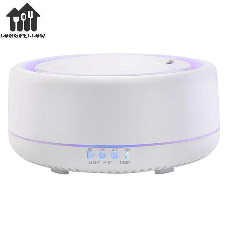 1200ml 7 Color Ultrasonic Humidifier Essential Oil Aromatherapy Diffuser Singapore