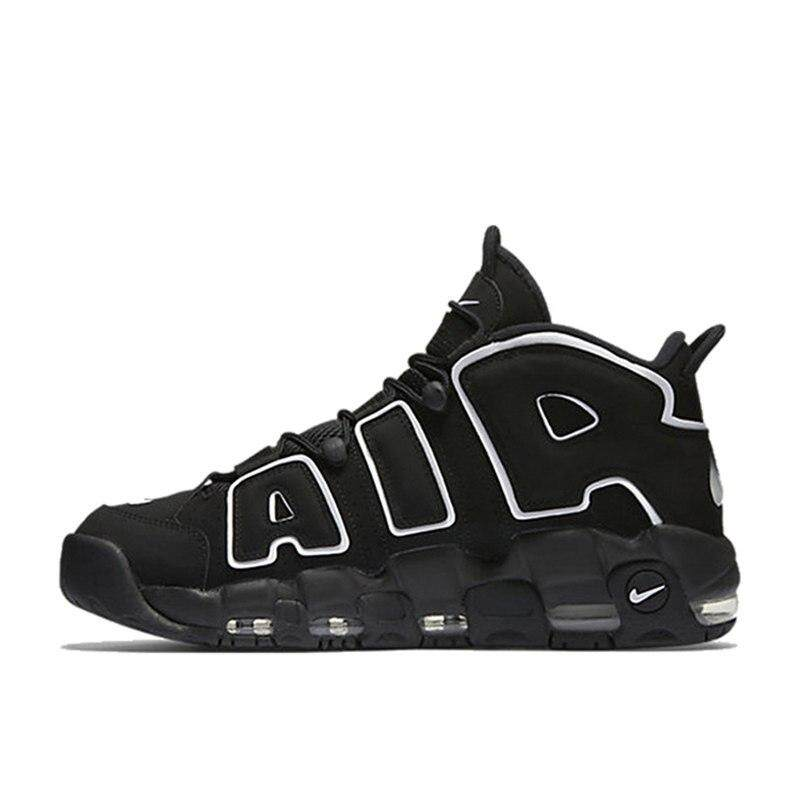 88a8c662033d nike Max Air More Uptempo Men s Breathable Basketball Shoes Sports Sneakers  Outdoor Cut Shoes