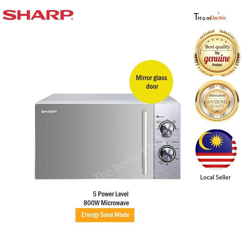 Sharp R213CST Microwave Oven 20L Multi function 800W