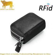 Ví Đựng Thẻ Royal Bagger Cho Nữ Ví Da Bò RFID Chính Hãng 100% Ví Đựng Thẻ Tín Dụng Thời Trang Cho Nữ