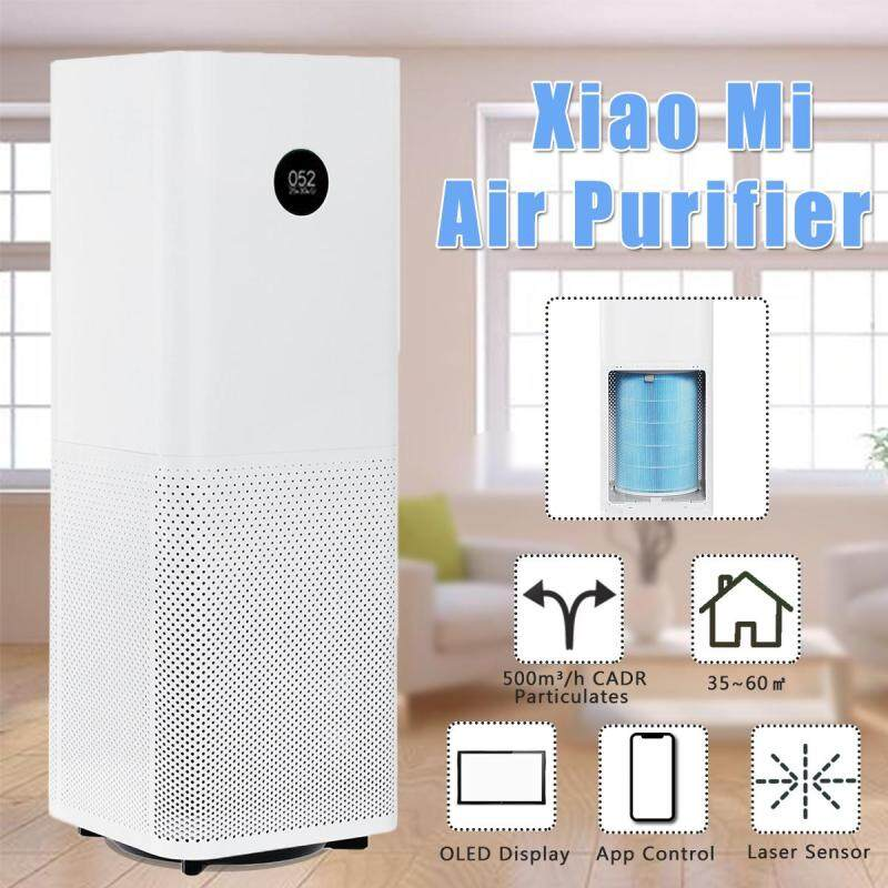 XIAOMI White Air Purifier PRO Cleaner Smart Household Health Humidifier 35~60m3 Singapore