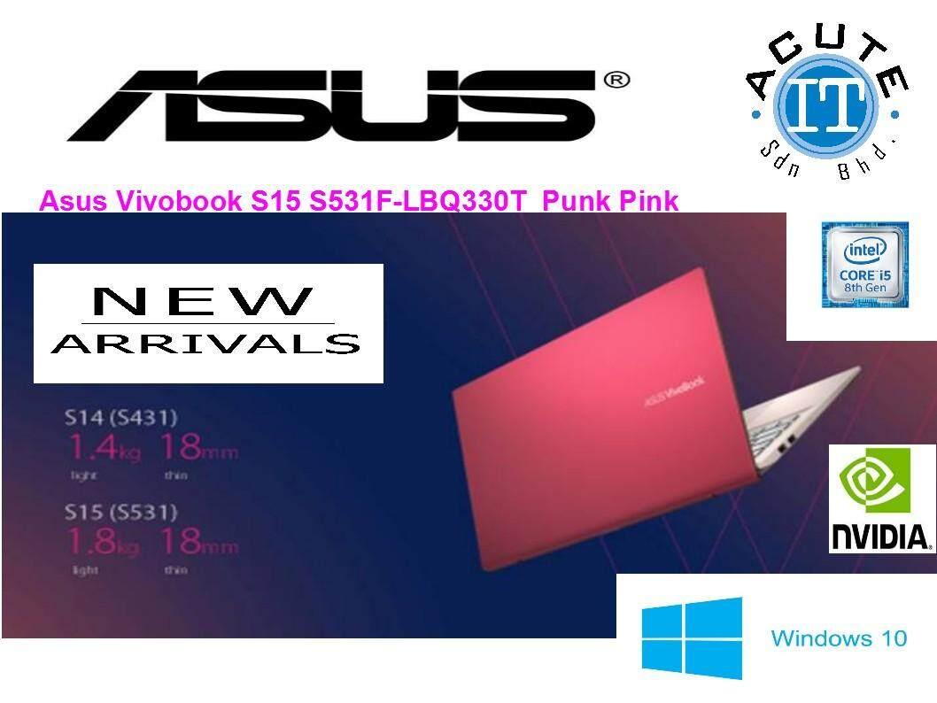 Asus Vivobook S15 S531F-LBQ330T (Punk Pink) Malaysia