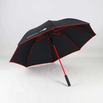 GenGeGo ของขวัญร่มสนามกอล์ฟยางร่มมีด้ามจับเมอร์เซเดส - เบนซ์ออดี้ร่มโฆษณาร่มผู้ชายสีแดงกระดูกร่มมือจับยาว-