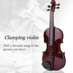 Simida Studnets Violin Acoustic Cho Trẻ Em Đồ Trang Trí Trẻ Em ABS 39CM Cầm Tay Đàn Violin Trẻ Em