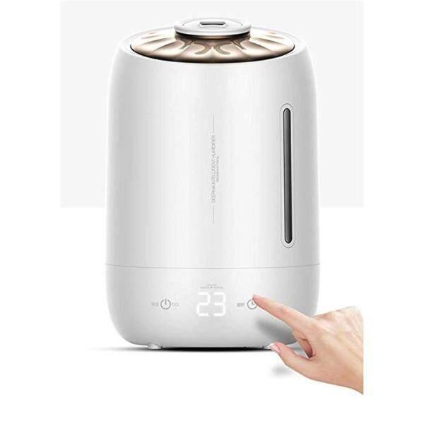 100% Original XIAOMI Deerma F600 Ultrasonic Touch Screen Aroma Diffuser Air Humidifier 5L Singapore