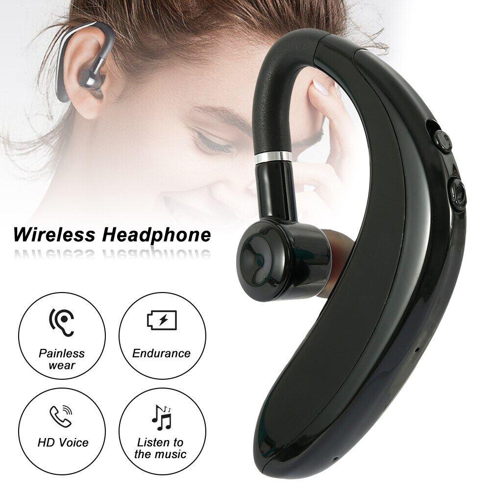 Bluetooth Tai Nghe Tai Nghe Không Dây TWS 5.0 Thể Thao Earbuds Tai Nghe Chơi Game Âm Thanh Nổi 3D Có Mic Hộp Sạc Điện Thoại