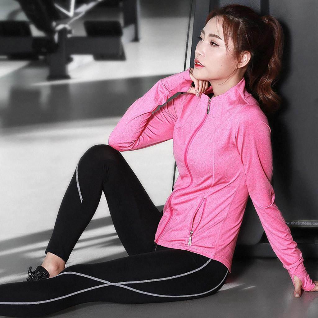 Hammshop ผู้หญิงโยคะโรงยิมวิ่งชุดชุดกีฬาชุดกางเกง + Bra + เสื้อสามชุด By Hammshop.