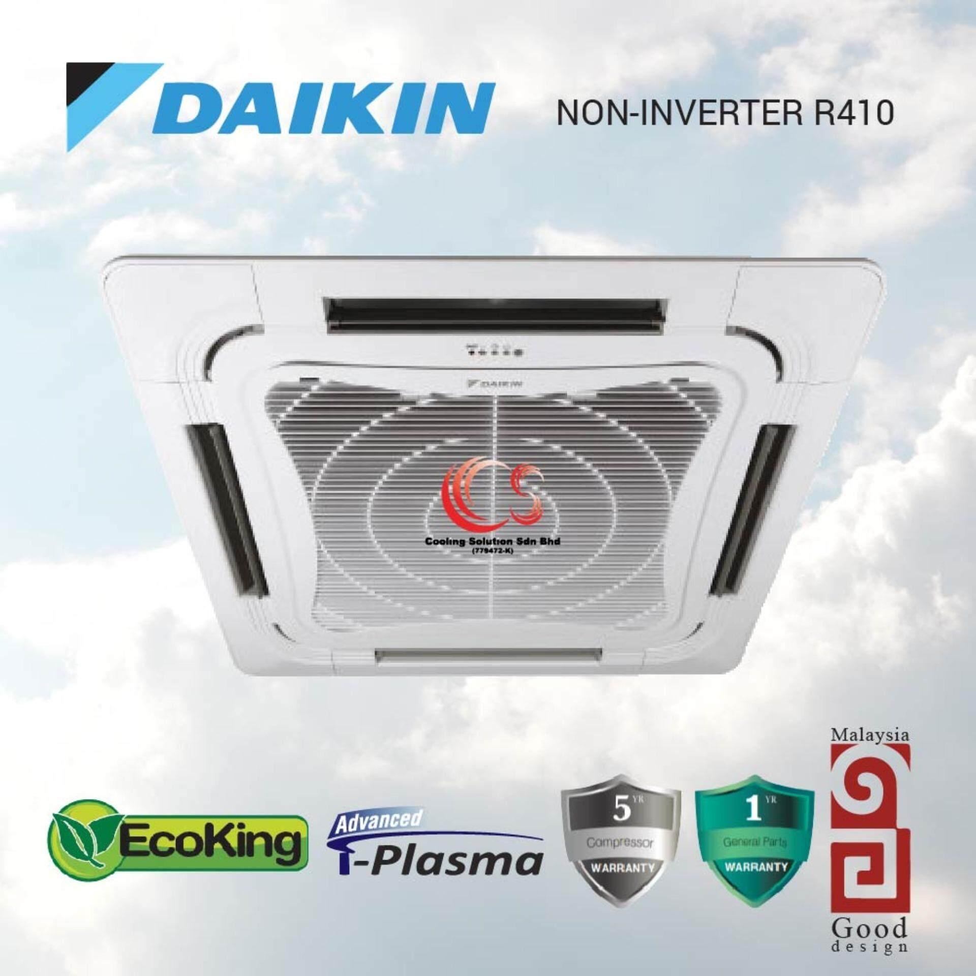 DAIKIN CASSETTE NON INVERTER BASIC R410 FCN35F/RN35F