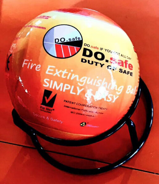 [READY STOCK]Fire Extinguisher Ball