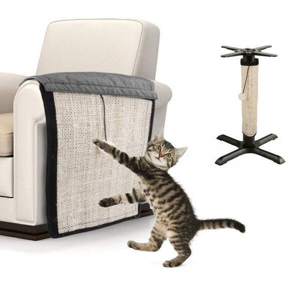Mèo Cào Bài Mat Cho Mèo Tự Nhiên Salu Bảo Vệ Đồ Nội Thất Bảo Vệ Pad Leo Cây Mèo Cào Pad Ban