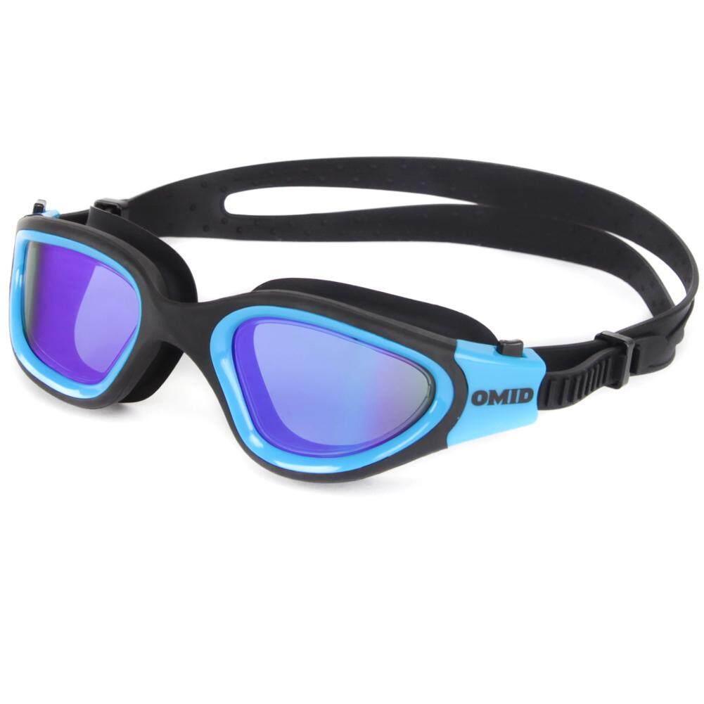 Chuyên Nghiệp Kính Bơi Người Lớn Chống Nước Bơi UV Chống Sương Mù Có Thể Điều Chỉnh Kính Mạ Điện Phân Cực Giá Giảm