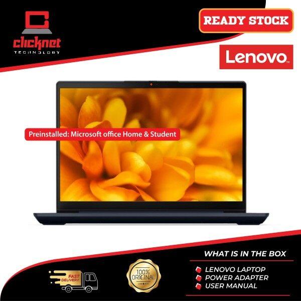 Lenovo IdeaPad 3 14ITL6 82H700D7MJ 14 FHD Laptop Abyss Blue ( I3-1115G4, 4GB, 512GB SSD, Intel, W10, HS ) Malaysia