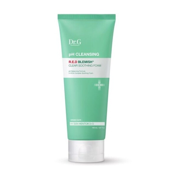 Buy Dr.G pH Cleansing Red Blemish Clear Soothing Foam 150ml Singapore