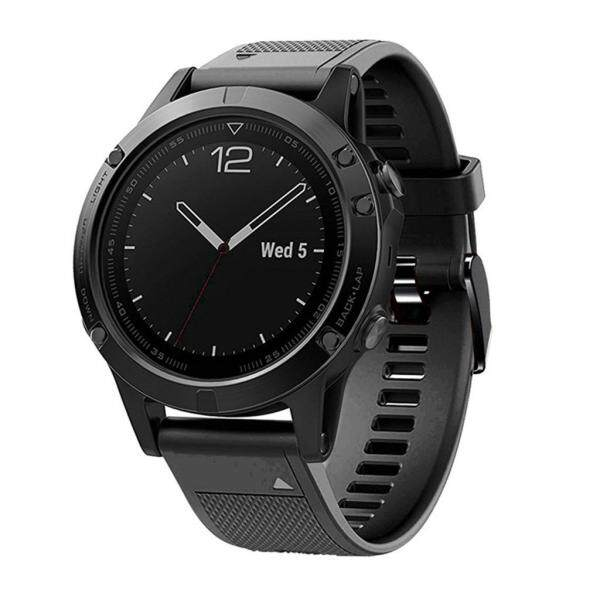 World Deal Replacement Silicon Watch Band Strap For Garmin Fenix 5/5 Plus Smart Watch Malaysia