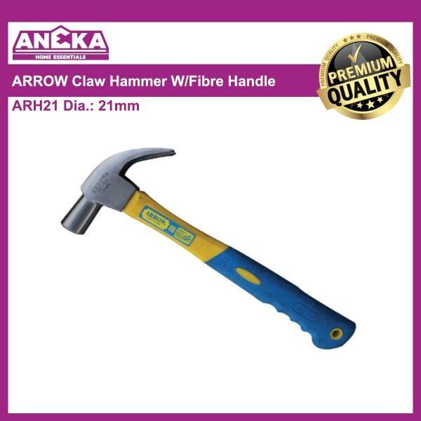 ARROW Claw Hammer With Fibre Handle