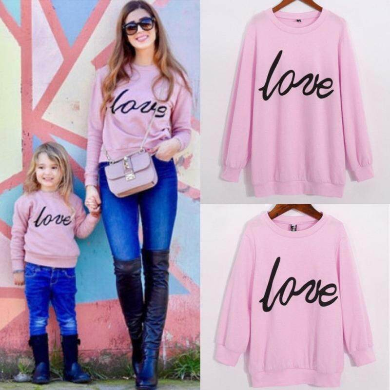 (for Daughter)women Mom Mother & Daughter Tops Blouse T-Shirt Sweatshirt Hoodie Jumper T Shirt By Lg566.