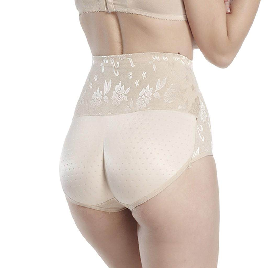 437d64a732d Bloomy-Plus Size Lingerie Sexy Panties Women interior Push Up Padded Fake  Ass Underwear