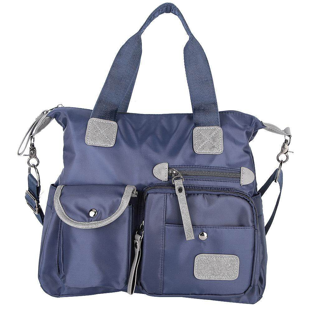 Outdoor Travel Nylon One shoulder Mummy Maternity Bag Handbag Large Capacity