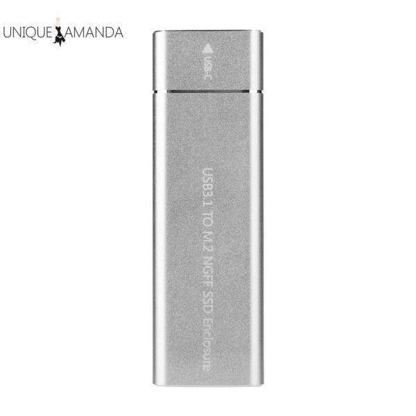 Bảng giá Nhôm USB 3.1 Gen 1 Loại C Đến B Khóa M.2 SSD Vỏ Ngoài SSD Phong Vũ